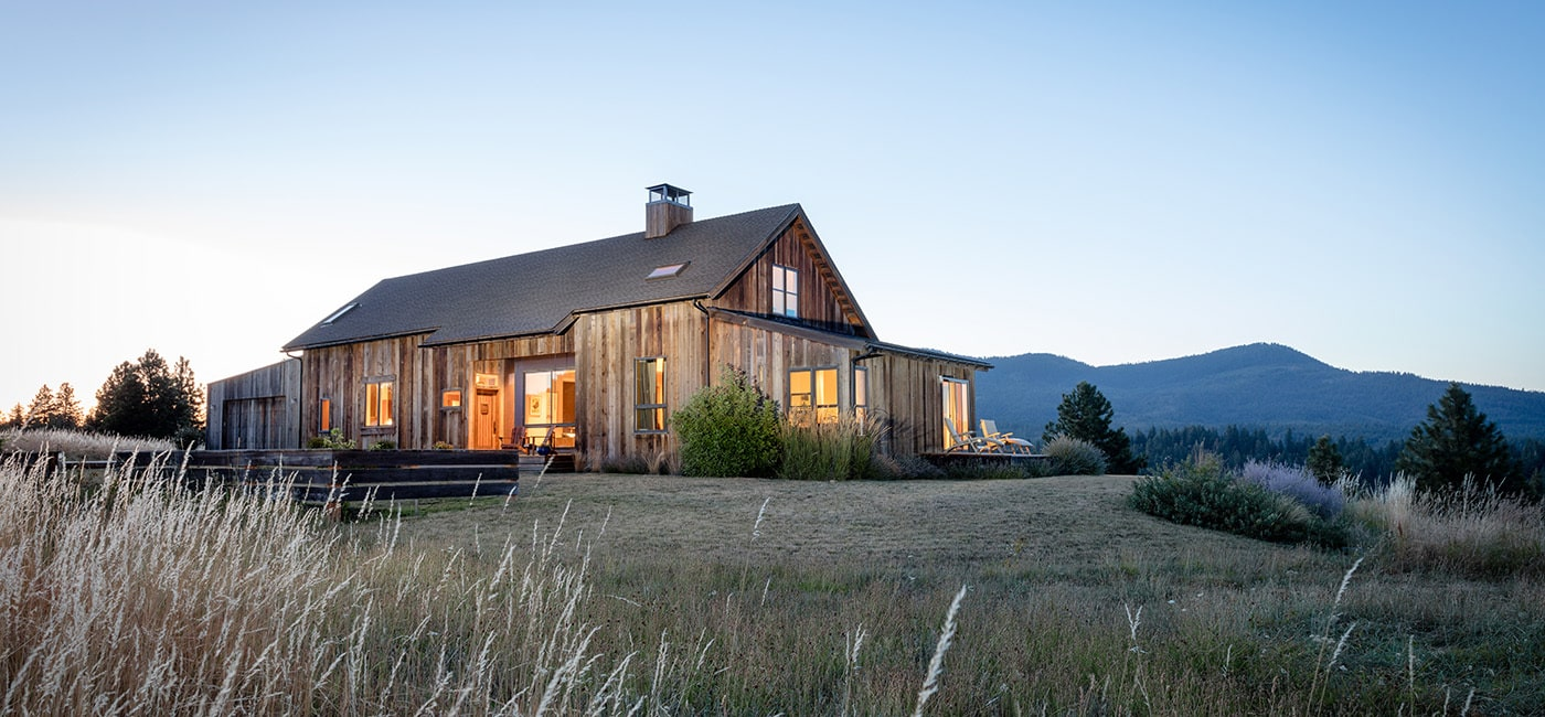 North Idaho Residence