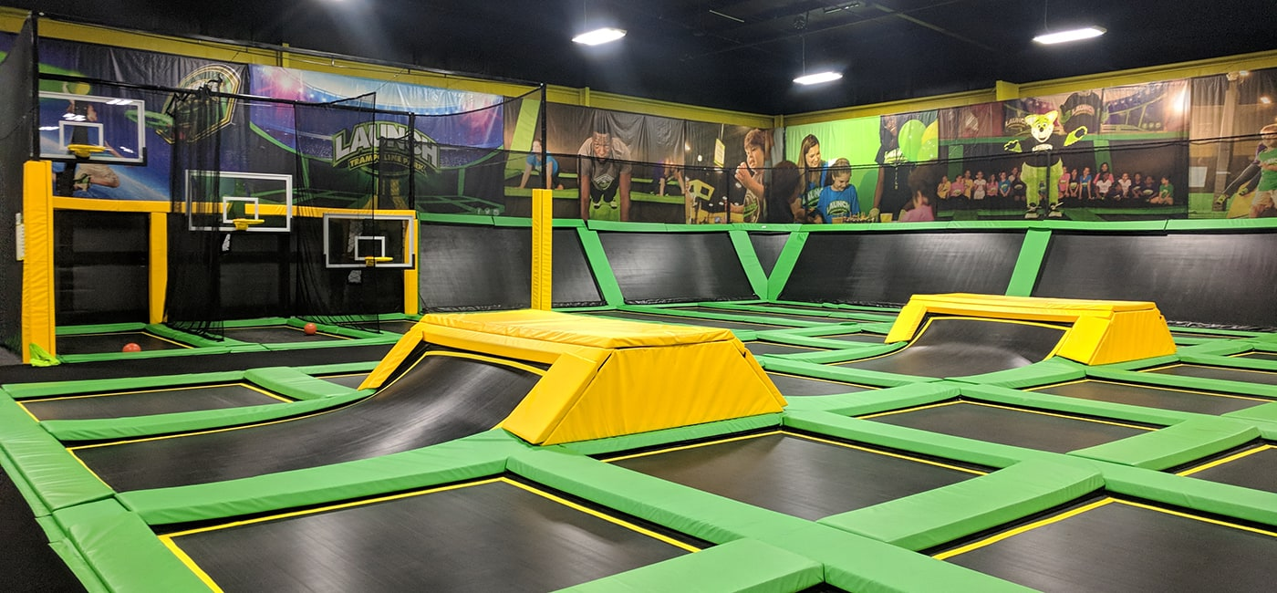 LAUNCH TRAMPOLINE PARKS